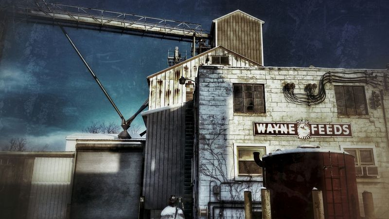 I tried to use my journalist skills to find out about this place, no luck yet. It is no longer in business. That is surprising because Lancaster County supplies a large percentage of the nation's food. Rural Decay Theroadlesstraveled EyeEm Best Edits Abandoned Factory