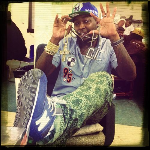 Im Trill Nigha... Thats Y They Call Me Max