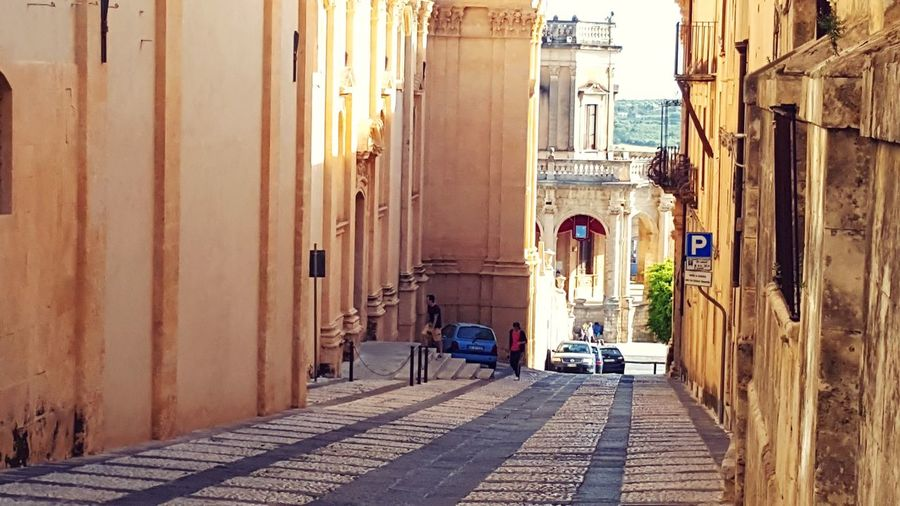 EyeEm Selects Noto Sicily Sunny Day Architecture Travel Destinations Building Exterior City Built Structure