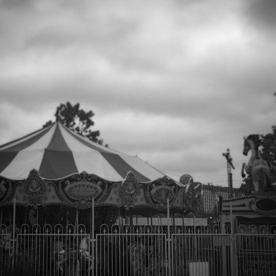 Eeery carousel WhereAreTheKids Eastlondon