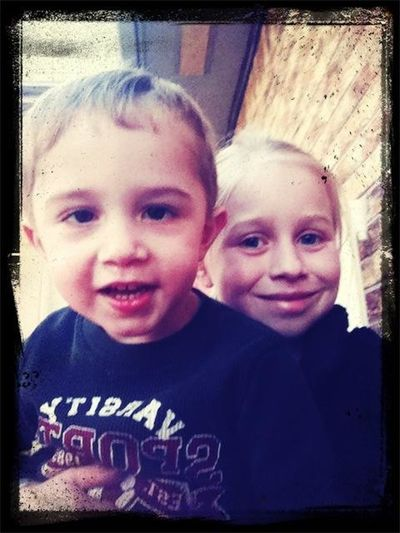 Me And My Brother (: