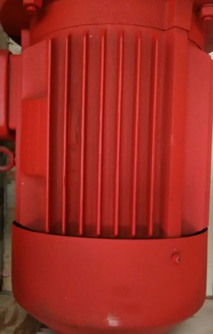 Red No People Close-up Motor Hardware Utility Mechanical Engineering Pump