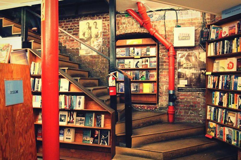 Citylightslibrary San Francisco Books Travel Photography