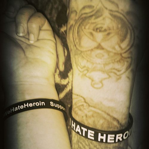 Supporting our peers in recovery First Eyeem Photo WeHateHeroin