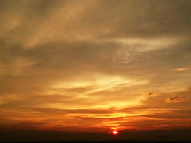 Sunset 210514 Sky Sunset Sun! Sky And Clouds