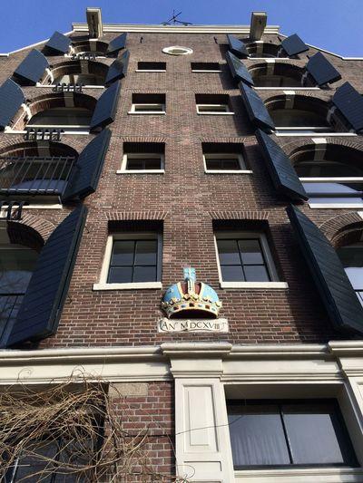 Windows The Tourist Window Panel Slats Facades Amsterdam Your Amsterdam