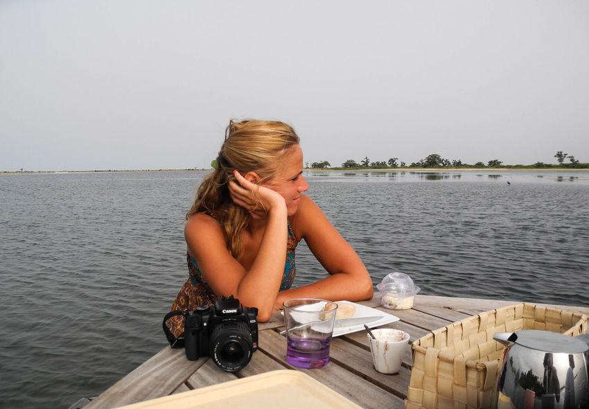 Collines De Niassam Breakfast Peace Silence Senegal River Ecoturism Blonde