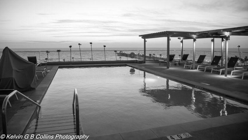 Poolside Oceanside, Ca