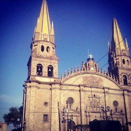 Catedral Gdl Pascua  Abril