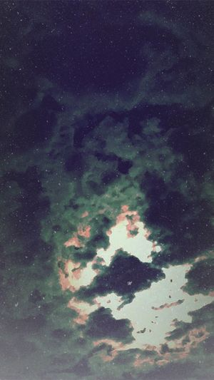 Night Sky Bridgeport  Bridgeportconnecticut Ct 203 Edited Afterlight