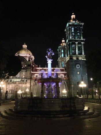 Puebla Zócalo Mexico Streetphotography