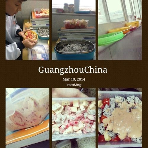 That's great !Tomorrow with TUNA salad Happy GuangzhouChina Delicious