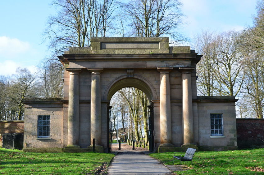 Architecture Outdoors History Arch Built Structure Travel Destinations Architectural Column Sky No People Building Exterior Triumphal Arch Day Entrance Allmyphotography Eye4photography