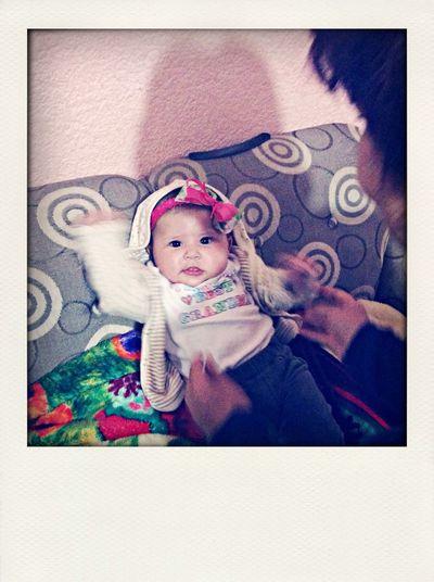 Baby Niece Beautiful I love her!