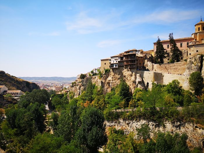 Cuenca, Spain SPAIN History House Sky Architecture Building Exterior