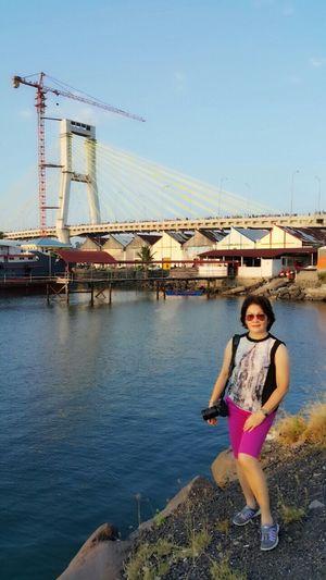 Soekarno Bridge & Me...😍