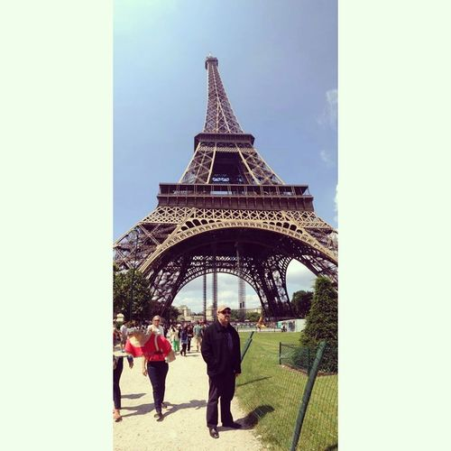 my father in paris Fathers ILoveHim <3