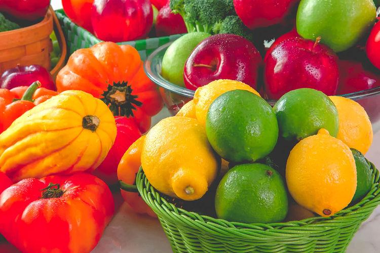 Abundance Basket Choice Close-up Container Food Food And Drink Freshness Fruit Healthy Eating Large Group Of Objects No People Orange Orange - Fruit Orange Color Pepper Ripe Still Life Variation Vegetable Wellbeing