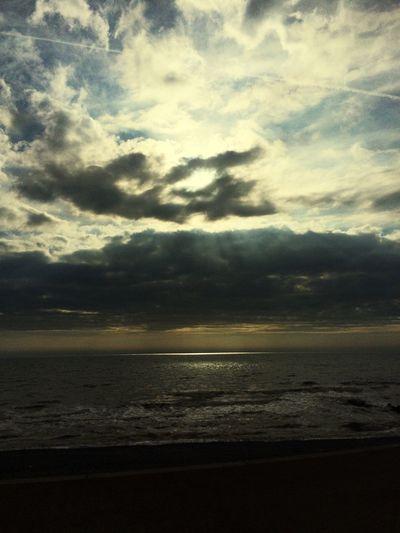 Beautiful Beach Walk Beach Beachphotography Nature Clouds Cloud And Sky Cloud - Sky Cloudsporn Cloudy Skies Cloudy Afternoon Cloudy Weather⛅☁ Clouds And Sky Skyporn Sea Coastline Coast Englishbeaches Sun Sunshine