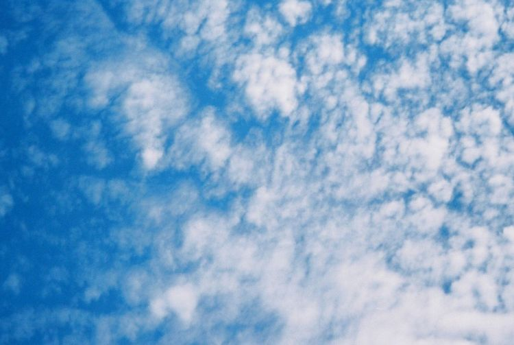 sky Sky Cloud - Sky Backgrounds Blue Low Angle View Nature Beauty In Nature Sky Only Full Frame Cloudscape Heaven No People Scenics Day Tranquility Outdoors Abstract