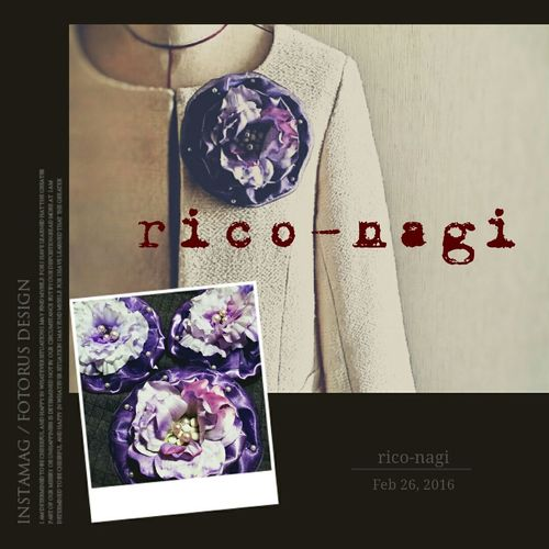 order品のコサージュ3コ、納品してきました♪ ひとつの節目に作品が使っていただけるのは とても光栄です。 世界にひとつ。 今回は薄紫色というのが御指定でしたので それに合わせ作りました。 喜んでいただけて 嬉しいです(^-^) orderいただく度に 勉強できることが幸せです。 美和ちゃん ありがとぅ!!! https://m.facebook.com/ricnagi7115/ Rico-nagi Handmade Order
