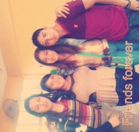 I love my Friends forever :) Love