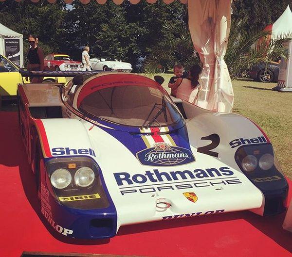 Porsche 962 Jochen Maas