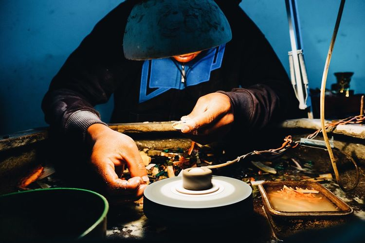 Pisac Perú Jewelry Handmade