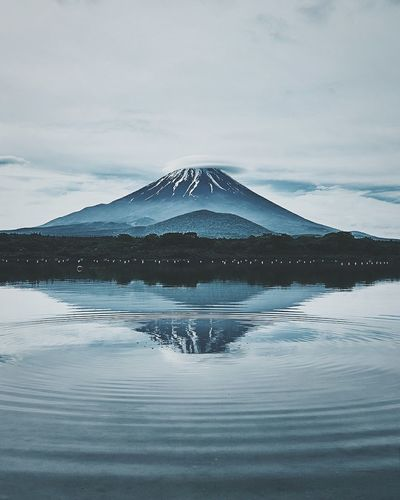 🍜japan Mountain Water Beauty In Nature Nature Landscape Outdoors No People Travel Destinations Snow Sea Scenics Cold Temperature Summer Winter Beach Polar Climate Day Wilderness Area Sky first eyeem photo Japan 日本 富士山 Mountfuji Nature Photography Lost In The Landscape Been There. EyeEmNewHere Perspectives On Nature Be. Ready. The Great Outdoors - 2018 EyeEm Awards The Traveler - 2018 EyeEm Awards