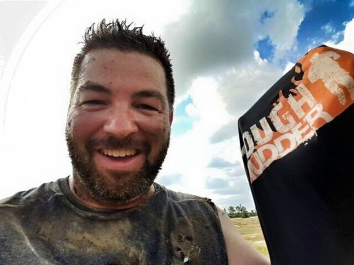 First Tough Mudder completed