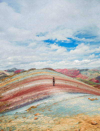 Rainbow Mountain, Peru Nature Nature Photography Peru Travel Travel Photography Traveling Travelling Beauty In Nature Canon Day Environment Land Landscape Mountain Mountain Range Mountains Nature Nature_collection Outdoors Photo Photographer Photography Scenics - Nature Sky Travel Destinations Summer Exploratorium Summer Exploratorium Summer Exploratorium Summer Exploratorium The Great Outdoors - 2018 EyeEm Awards The Traveler - 2018 EyeEm Awards