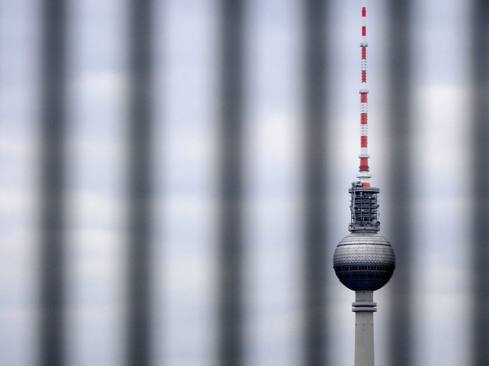 View Of Berlin Tv Tower