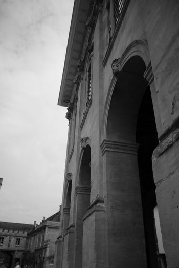 EyeEm Selects Built Structure Architecture Building Exterior Low Angle View Sky Building Arch The Past History Religion Place Of Worship No People Belief Day Cloud - Sky Nature Spirituality Travel Destinations Old Architectural Column