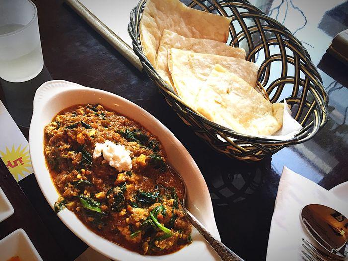 Curry India Happy Food Tasty Eating Taking Photos Enjoying Life IPhoneography Korea