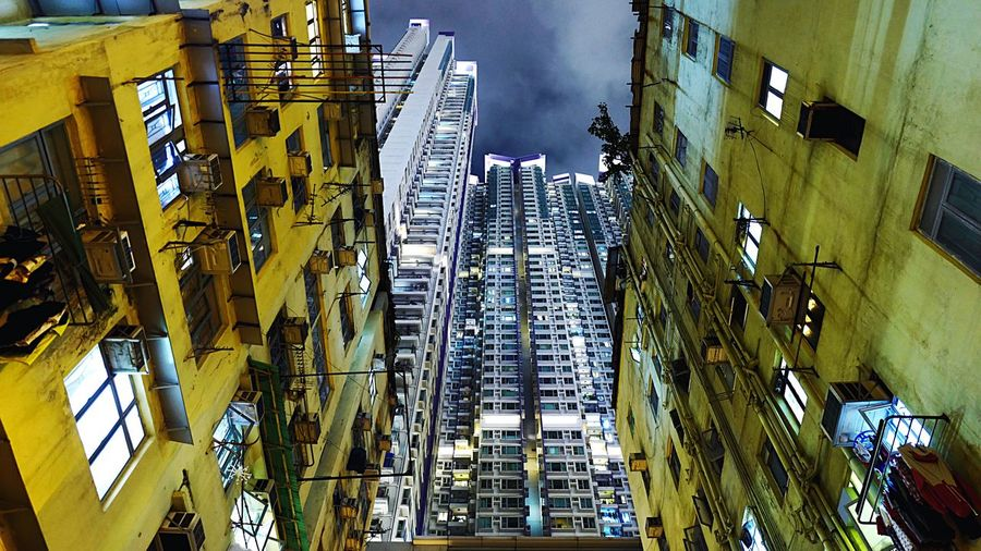 Old and New HongKong Discoverhongkong Backstreet Leica Leicaq Nightphotography Streetphotography Night Lights Showcase: January Lookup EyeEmBestEdits EyeEmBestPics EyeEm Gallery EyeEm Best Shots Eye4photography  EyeEmbestshots The Architect - 2016 EyeEm Awards