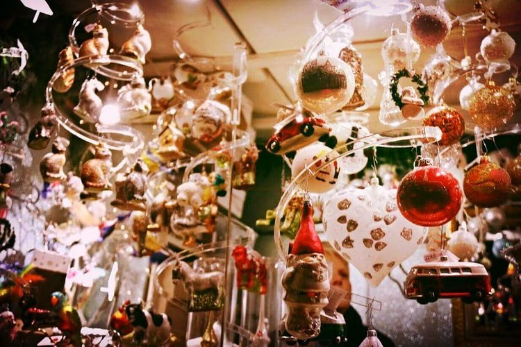 The Culture Of The Holidays Large Group Of Objects Choice Variation Collection Abundance Retail  No People