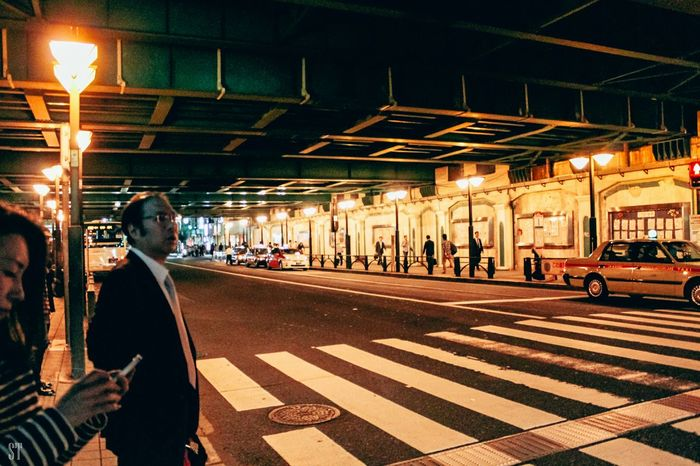 A night in Nakano. Street Photography Japan Nakano People Reality Hometime