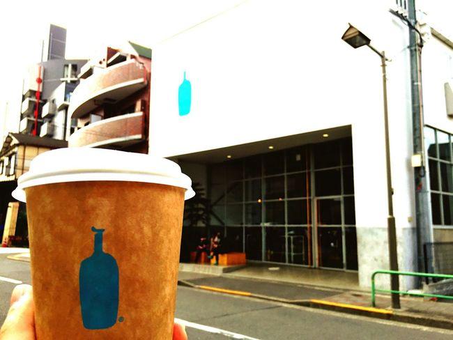 Blue Bottle Coffee Breaktime Tokyo