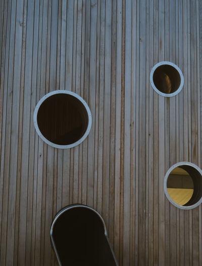 Wood - Material Circle Close-up Geometric Shape Hole Shape Circular