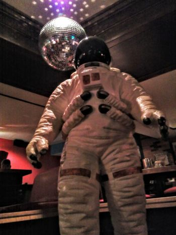 Space clubber! Hello World First Eyeem Photo