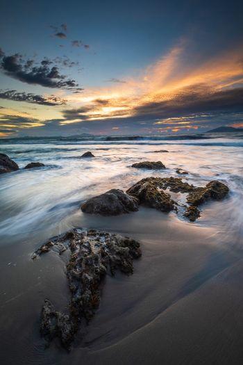 Sea Beach Water