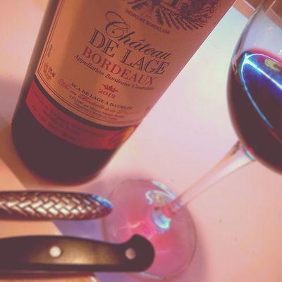 The Rouge Bordeaux . Vin Wino Instawine Winestagram Instadrink Love