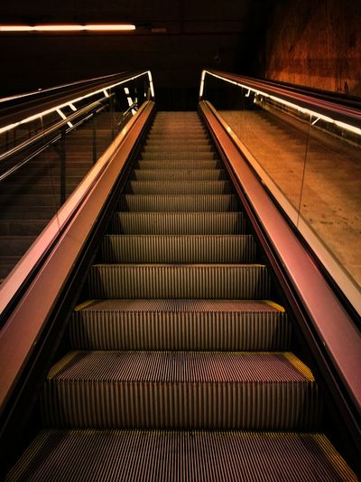 Steps indoors convenience technology no people day architecture built structure simple underground