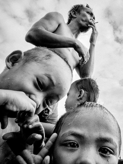The Street Photographer - 2017 EyeEm Awards Live For The Story The Photojournalist - 2017 EyeEm Awards Streetphotography Street Photography Street Photographer Eyeem Philippines EyeEm EyeEmBestPics EyeemPhilippines Street Real People The Week On Eyem Streetphotographyphilippines TheWeek On EyEem Blackandwhite Black And White Black & White EyeEm Best Shots - Black + White EyeEm Best Shots Adult Child Togetherness Group Of People