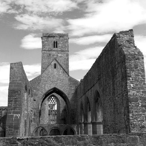 Sligo Abbey,