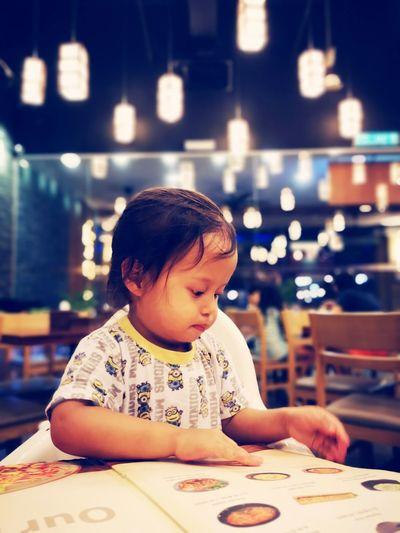 Curve Petaling Jaya, Malaysia Child City Portrait Childhood Sitting Table Headshot EyeEmNewHere Autumn Mood A New Perspective On Life Holiday Moments