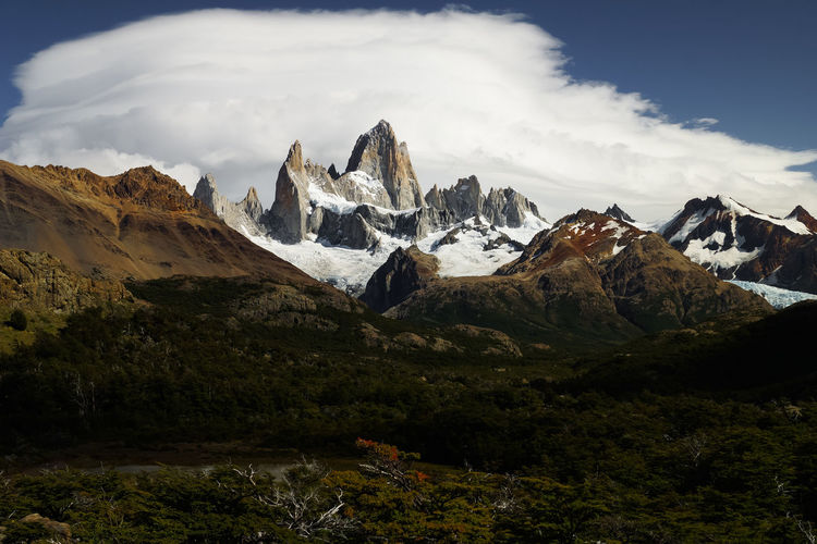 Photo taken in El Chaltén, Argentina