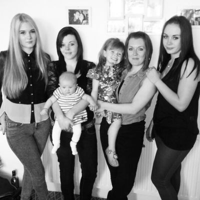 Sisters Nieces Family Love england forever memories