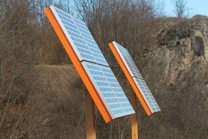 Solar Panels Solarenergy Solarpower Battery Power Bulgaria Electricity  Ecology Electro Solar