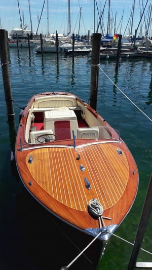 i have a dream.. Nautical Vessel Water Harbour Marina Motorboat Old Style Boat Nautical Theme Watersports Exclusive  Richness Lake Constance Lake Travel Destinations Holiday Outdoors Day No People Summer Dreaming Eyecatcher Sailing Boats Bollards And Ropes Bollards Luxury Luxurylifestyle